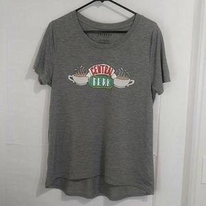 Friends TV show Central Perk coffee t-shirt 2XL
